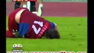 Minsk 2:1 AZAL  (2011 Europa League Qualification 1st round, 2nd leg)