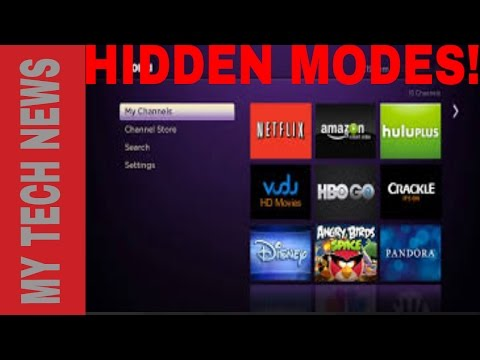 HOW TO ACCESS HIDDEN FEATURES ON THE ROKU