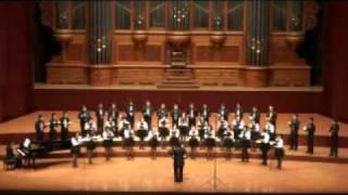 Mark Anthony Carpio&Taipei Philharmonic Youth Choir 2009 Concert Live-Kaisa isa Niyan