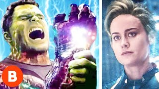 Marvel's Most Powerful Characters In Avengers: Endgame Ranked