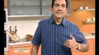 Root Vegetables Medley - Sanjeev Kapoor - Khana Khazana