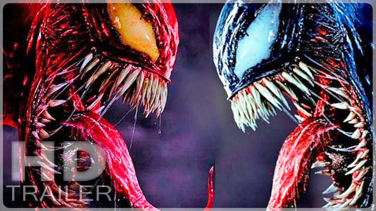 Venom 2 Teaser Trailer Espanol 2021 Youtube