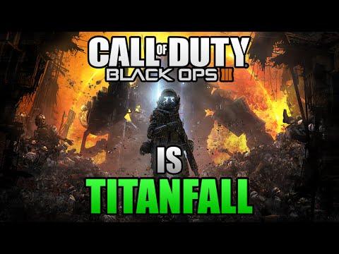 Black Ops 3 is TITANFALL ? - Gameplay Trailer