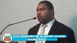 Luiz Gonzaga pronunciamento 01 12 2017