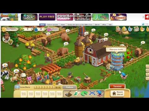 FARMVILLE RURALE HACK 2 ESCAPADE GRATUIT TÉLÉCHARGER