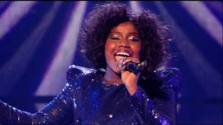 Misha B was born to sing  - The X Factor 2011 Live Show 6 (Full Version)