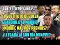 EL SUSTITUO DE LOPETEGUI   ¿MODRIC AFECTADO POR BALÓN DE ORO?   GUARDIOLA AL MADRID