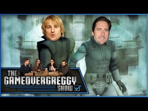 Casting The Metal Gear Solid Movie - The GameOverGreggy Show Ep. 117 (Pt. 4)