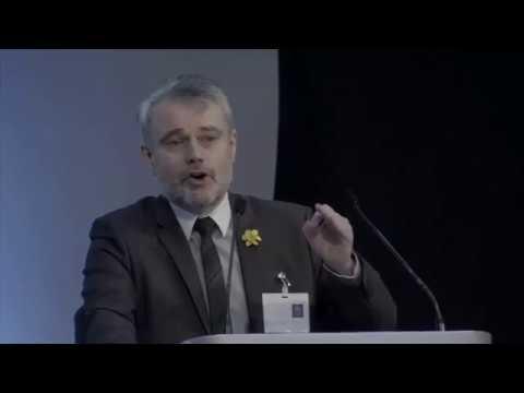 Steve Vincent and Huw Foster Evans Llywodraeth Cymru/Welsh Government