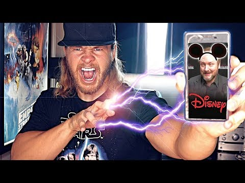 Disney DIDN'T RUIN Star Wars - Okay Now I'm Gonna Loose It.