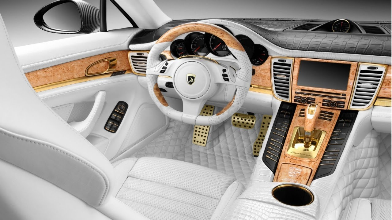 Top 5 the best luxury car interior design youtube for Car inner decoration