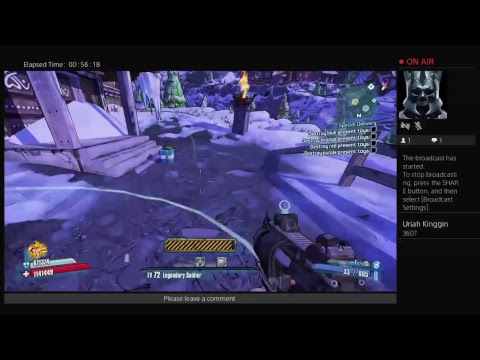Even more Borderlands 2 boss farm and other stuff
