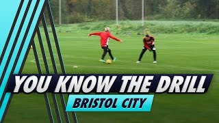 Precision Passing and Dribbling | You Know The Drill - Bristol City with Lee Tomlin