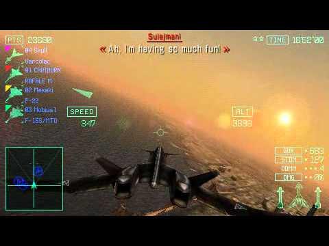 Ace Combat X2 Joint Assault - Mission 21B - Reprisal (MP ...