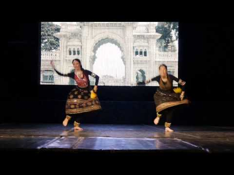 Resham Ka Rumaal - Nigodi Kaisi Jawani Hai - Rajasthani Folk Dance - Магия Индии - Biru, Биру