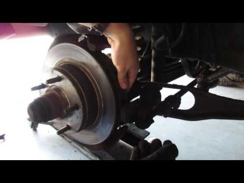 Project Ford Truck Front Brake Episode 5
