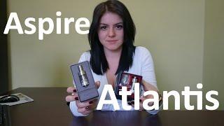 Сравнительный обзор клиромайзеров Aspire Atlantis vs Aspire Atlantis Clone