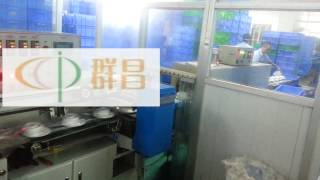 tableware automatic shrink wrapping machine