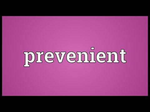 Header of prevenient