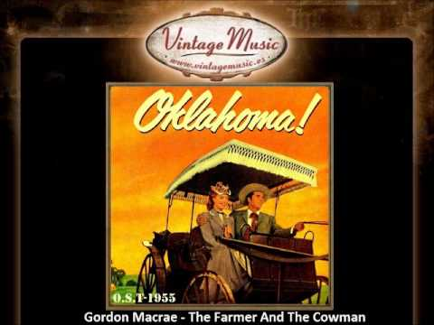 10   Gordon Macrae   The Farmer And The Cowman Oklahoma OST VintageMusic es