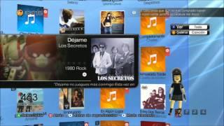 Lips + store xbox canta en español + karaoke temas