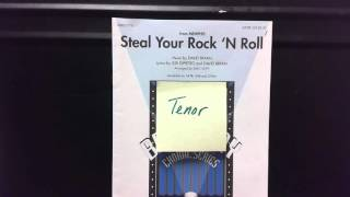 Steal Your Rock N Roll TENOR