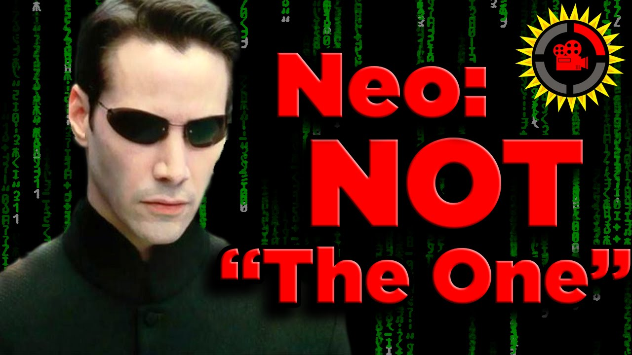 Film Theory: Neo ISN'T The One in The Matrix Trilogy - YouTube