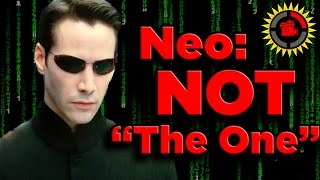 Film Theory: Neo ISN'T The One in The Matrix Trilogy thumbnail