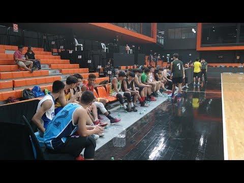 THAILAND U18 Basketball Athlete Selection Part 3