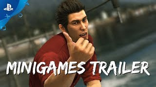 Yakuza 6: The Song of Life's Many Minigames | PS4