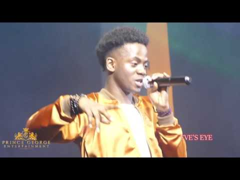 Prince George Ent, Presents Korede Bello live in Concert, Toronto, Canada 2017