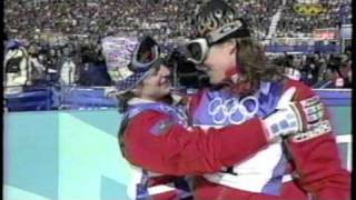Ann Battelle: 2002 Winter Olympics Women