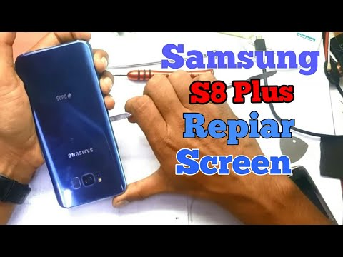 S8 plus LCD Screen Repair & replace