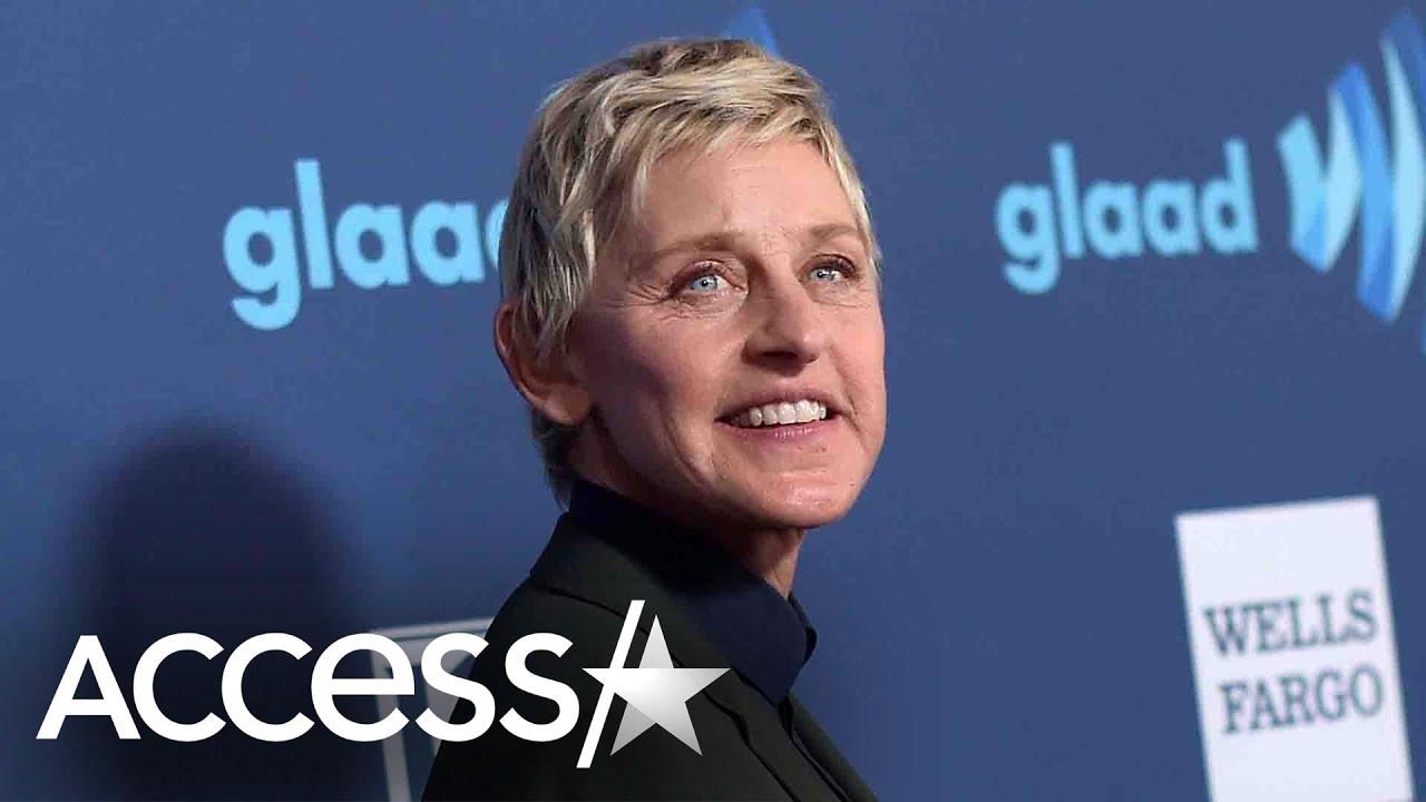 Ellen DeGeneres' Covid-19 Experience