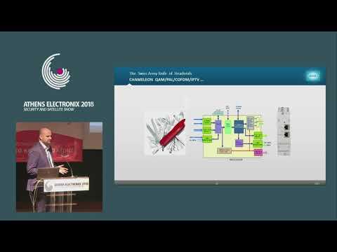 Athens Electronix 2018 - Mikolaj Salanski, WISI