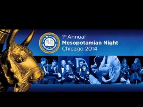 Open Auditions May 3-4 (Mesopotamian Night Chicago 2014)