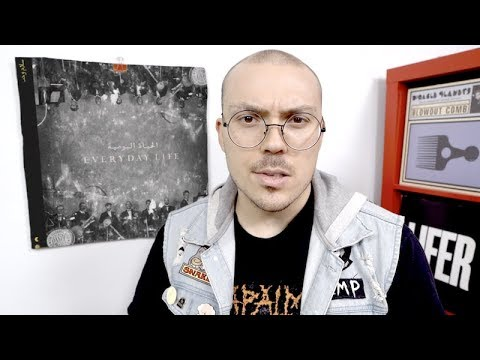 Coldplay - Everyday Life ALBUM REVIEW
