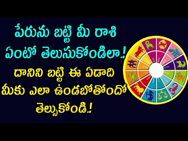 How to Know your Zodiac Sign with your Name | Unknown Facts | News Mantra