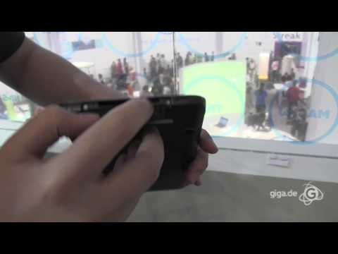 IFA 2011 - GIGA Hands-on Dell Streak 7 mit Android 3.2