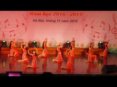 Những cánh chim Tây Nguyên - Giải Nhì Hội thi Giai điệu tuổi hồng TP Hà Nội 2016