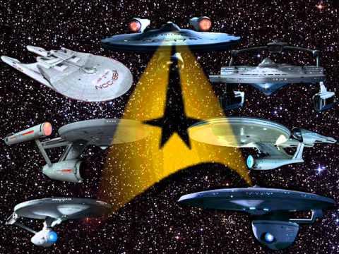 Star Trek Mixed Theme 2