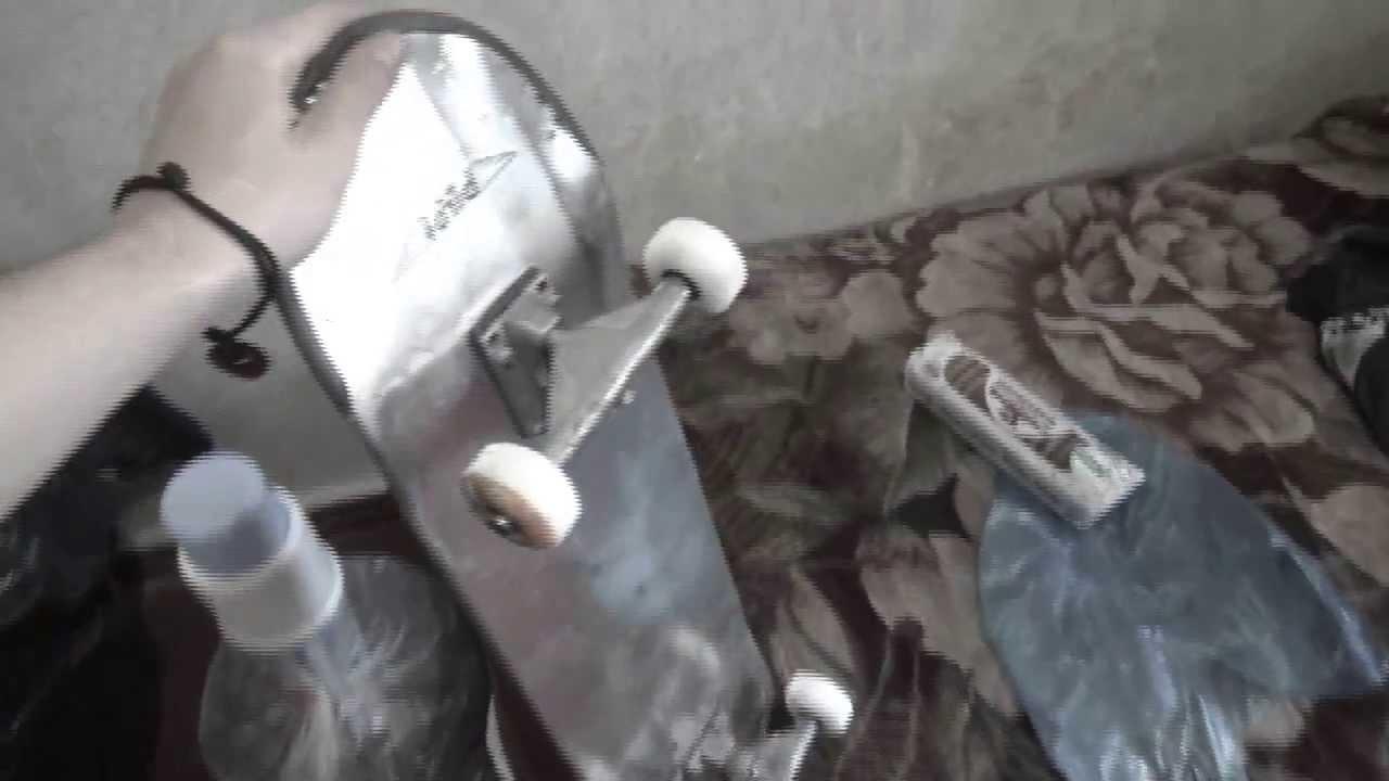Скейтборд Larsen KIDS 2 р20х6 - YouTube