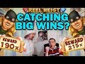 CATCHING BIG WINS? - Reel Heist slot