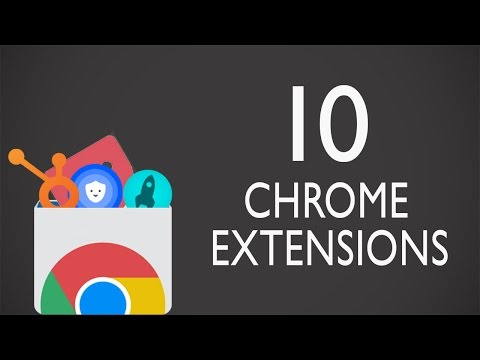 Top 10 Useful Chrome Extensions You Should Try