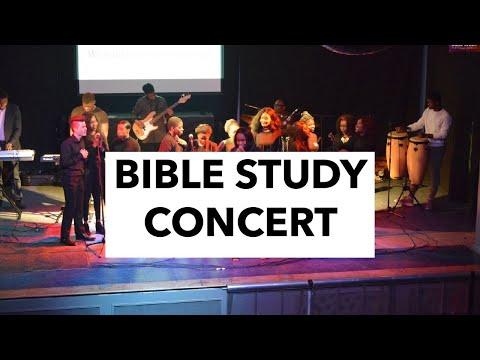 Reading University Bible Study Concert - 7 March 2017