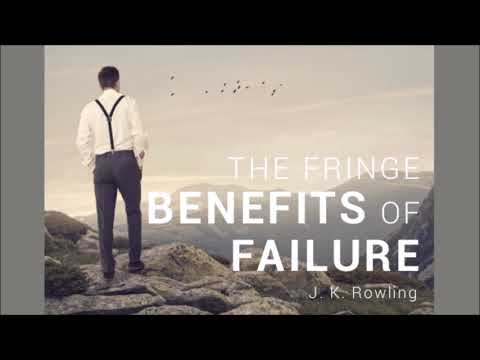Benefits of failure (Tulio Darce)