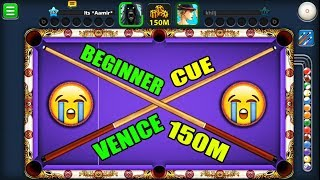 PLEASE DONT DO THE BEGINNER CUE VENICE CHALLENGE IN 8 BALL POOL..(watch why)
