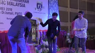Siti Nurhaliza Terima 11 Platinum untuk Anta Permana & Legend Award