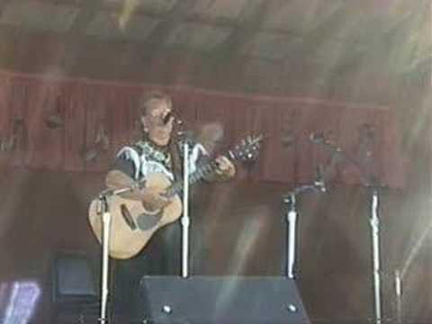 Yodeling Donah Hyland * 2000 Avoca Festival