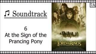 Soundtrack: The Lord of the Rings - At the Sign of the Prancing Pony